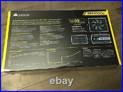 Corsair CP-9020094-NA RM1000x 1000W Fully Modular Power Supply
