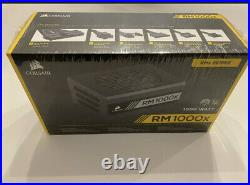 Corsair CP-9020094-NA RM1000x 1000W Fully Modular Power Supply BRAND NEW