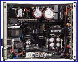 Corsair CP-9020094-NA RMx Series, RM1000x, 1000W, Fully Modular Power Supply
