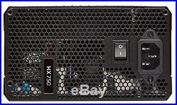 Corsair CP-9020137-NA HX750 750W 80 Plus Platinum High Performance Power Supply