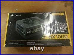 Corsair CP-9020139-NA HX-1000 1000W 80 Plus× Platinum Fully Modular PSU ATX