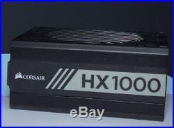 Corsair CP-9020139-NA HX1000 1000W 80 Plus Platinum Power Supply