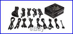 Corsair CP-9020139-UK HX1000 1000 W 80+ Platinum Fully Modular Power Supply U