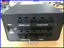 Corsair CP-9020140-UK HX1200 1200 W 80+ Platinum Fully Modular Power Supply Unit