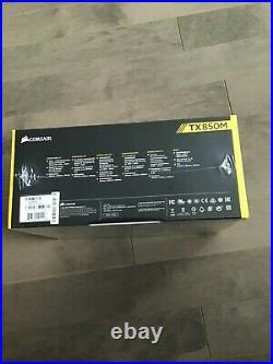 Corsair CP-9020180-NA RM850x 850 W 80 PLUS Gold Certified Fully Modular PSU