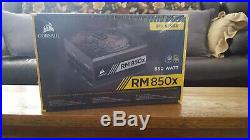 Corsair CP-9020180-NA RM850x 850W 80 PLUS Gold Certified Fully Modular PSU