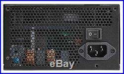 Corsair CX Series 650 Watt 80 Plus Bronze Certified Modular Power Supply. New