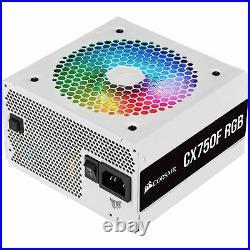 Corsair CX750F RGB 750W Modular Power Supply 80 Plus Bronze