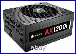 Corsair Corsair Axi Serie, AX1200i, 1200 Watt, 80 + Platinum Zertifiziert