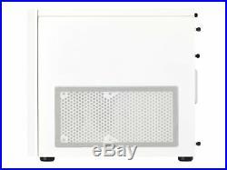 Corsair Crystal Series 280X RGB Tower micro ATX no power supply CC-9011137-WW