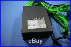 Corsair Digital AX1200 ATX 1200W Power Supply CMPSU-1200AX