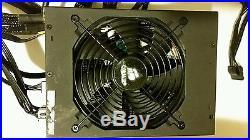 Corsair HX 1000 W. Modular power supply