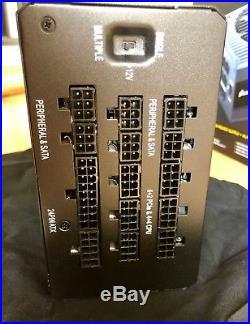 Corsair HX 1200 PSU 1200W Platinum Edition Power Supply