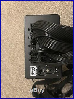 Corsair HX 1200i PLATINUM 1200W Fully Modular Digital Power Supply NO BOX