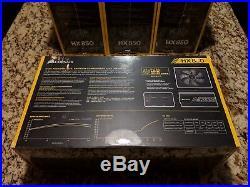 Corsair HX Series 850W ATX Modular Power Supply HX850 (CP-9020138-NA)