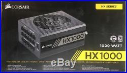 Corsair HX Series HX1000 1000W 80 PLUS Platinum Fully Modular Power Supply