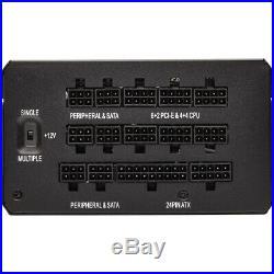 Corsair HX Series HX1200 1200 Watt 80 PLUS Platinum Certified Fully Modular