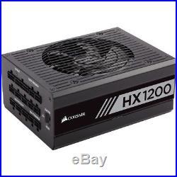 Corsair HX Series HX1200 1200 Watt 80 PLUS Platinum Certified Fully Modular PS