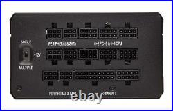 Corsair HX Series, HX1200, 1200 Watt, Fully Modular Power Supply, 80+ Platinum