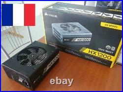 Corsair HX Series HX1200 1200W ATX Alimentation PC 80+ PLATINUM