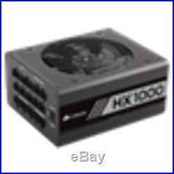 Corsair HX1000 1000W 80 Plus Platinum High Performance Power Supply