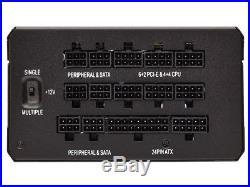 Corsair HX1000 1000w Platinum Power Supply Unit PSU Fully Modular