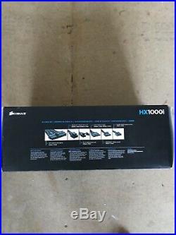 Corsair HX1000i 1000 W 80 Plus Platinum Certified
