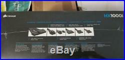 Corsair HX1000i 1000 W 80 Plus Platinum Certified 140 mm Fan Black