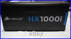 Corsair HX1000i 1000W 80 Plus Platinum Full Modular Desktop ATX Power Supply