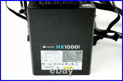 Corsair HX1000i 1000W Platinum Power Supply PSU with All Cables