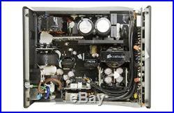 Corsair HX1000i 80PLUS PLATINUM 1000W PC power supply unit PS544 CP-90200. P/O