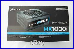 Corsair HX1000i ATX Power Supply (cables included)