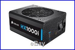 Corsair HX1000i Full Modular Digital Power Supply (Platinum) CS-CP-9020074-UK