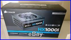 Corsair HX1000i High Performance Series (1000 Watt) 80 Plus Platinum ATX PSU
