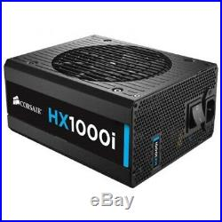 Corsair HX1000i Platinum 1000 Watt Power Supply / PSU