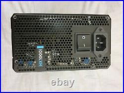Corsair HX1000i Power Supply 1000W 80 Plus Platinum