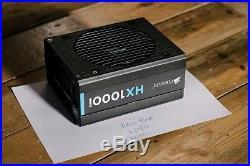 Corsair HX1000i Power Supply / 1000w / 80 Plus Platinum / Modular