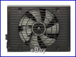 Corsair HX1200, 1200W Power Supply, 80 Plus Platinum Certified (NEW)