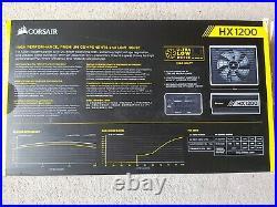 Corsair HX1200 1200w Platinum PSU