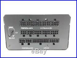 Corsair HX1200 80 PLUS Platinum 1200 Watt PC-Netzteil Über-/Unterspannungsschutz