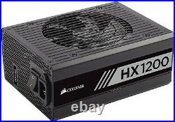 Corsair HX1200 80 PLUS Platinum Fully Modular 1200W PSU Refurbished