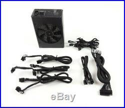 Corsair HX1200 80 plus Platinum 1200 Watt PC Power Supply Overvoltage