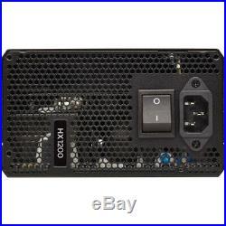 Corsair HX1200 ATX 2.4 Netzteil 80+ Platinum 135mm Lüfter 1200W