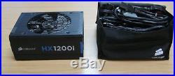 Corsair HX1200i 1200W'80 Plus Platinum' Digital Modular Power Supply PSU