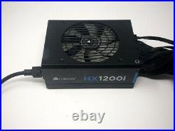 Corsair HX1200i 1200W Platinum Power Supply PSU SVC