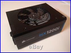 Corsair HX1200i 1200w Modular ATX Power Supply 80 PLUS PLATINUM