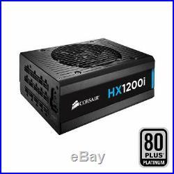 Corsair HX1200i 80+ Platinum 1200W Modulares Netzteil