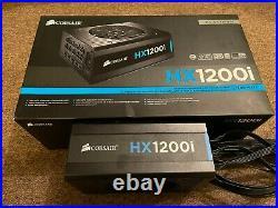 Corsair HX1200i 80+ Platinum PSU