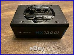 Corsair HX1200i 80+ Platinum Power Supply 2