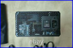 Corsair HX1200i HXi Series 80+Platinum 1200W ATX Power Supply PSU (Ref. 48)